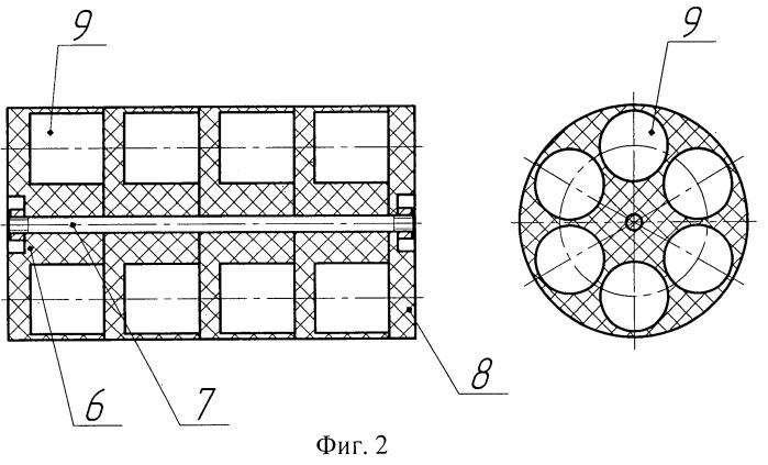 Устройство для вибрационной обработки деталей