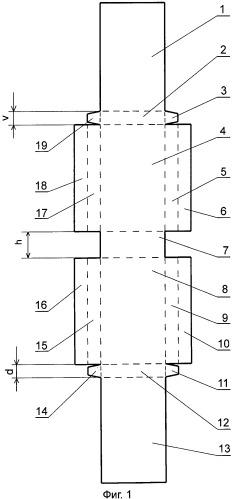 Способ изготовления заготовки для получения коробки для хранения или упаковки группы держателей для зубочисток