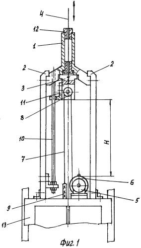 Автоматическое лифтовое страховочное устройство