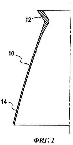 Способ изготовления сопла или диффузора сопла из композитного материала
