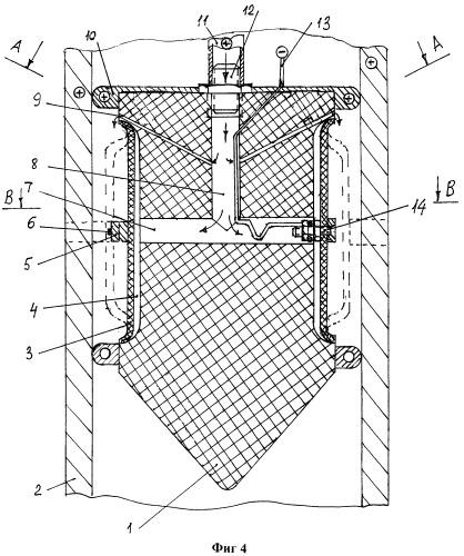 Способ извлечения фильтра из скважины по частям и устройство для его реализации