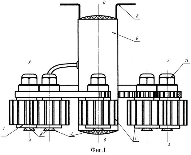 Светотехнический блок с регулируемым светораспределением