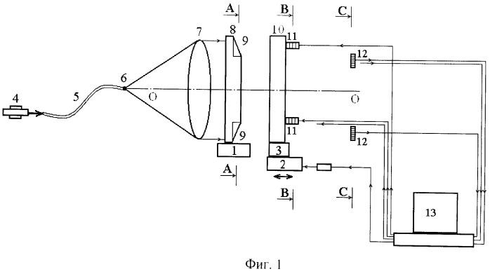 Устройство для линейных перемещений с нанометровой точностью в большом диапазоне возможных перемещений