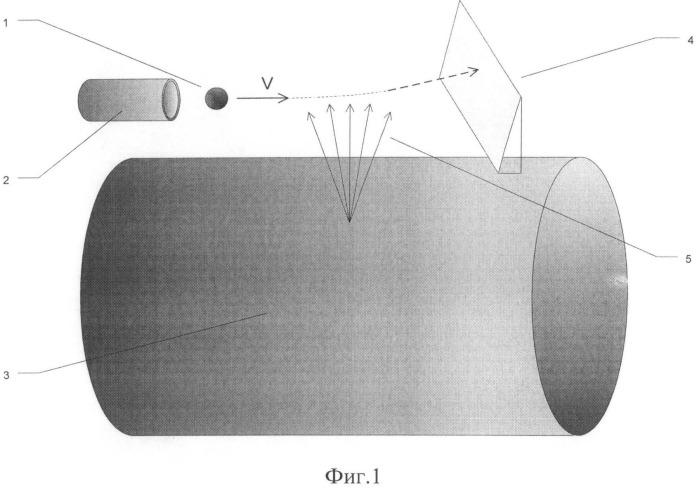 Способ контроля герметичности корпуса космического аппарата в вакууме