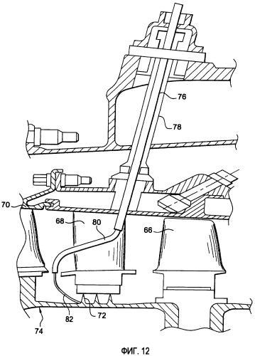 Ориентируемая структура типа катетера или эндоскопа