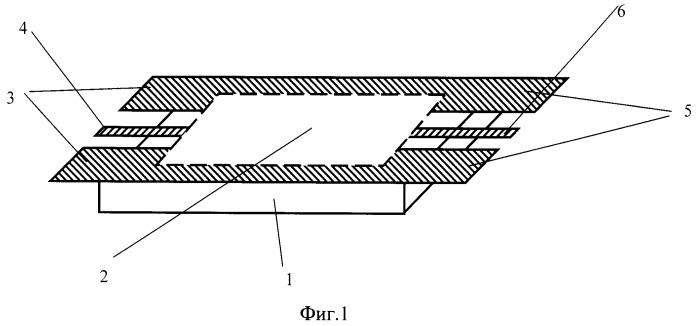 Монолитная интегральная схема миллиметрового диапазона