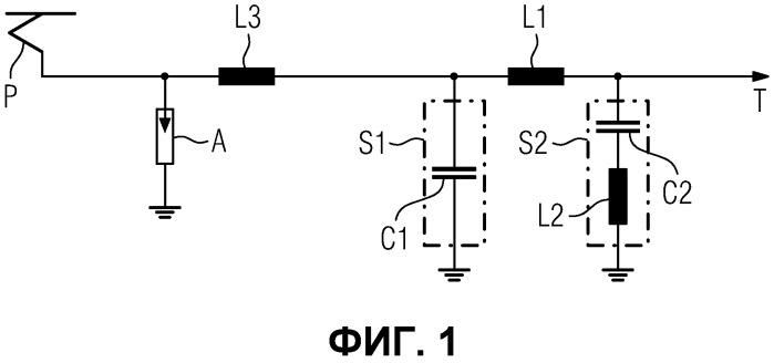 Колейное транспортное средство, в частности рельсовое транспортное средство, с фильтром паразитного тока