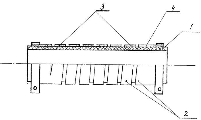Нагревательный блок и способ его изготовления