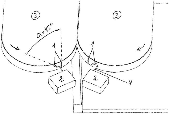 Пара вальцов и устройство для выравнивания пар вальцов
