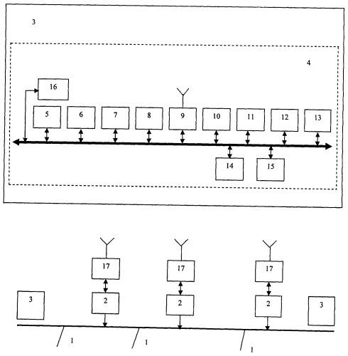 Система интервального регулирования движения поездов на перегоне