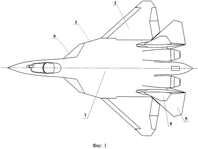 Маневренный самолет