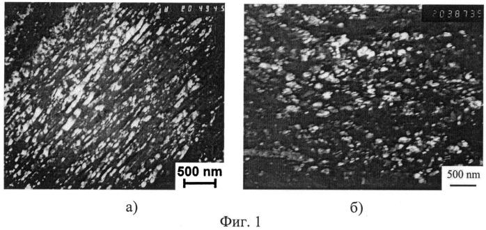 Наноструктурный сплав титан-никель с эффектом памяти формы и способ получения прутка из него