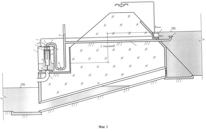 Водоподъемный узел