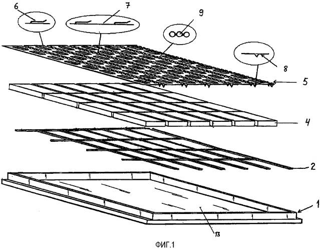 Способ изготовления фасадной панели
