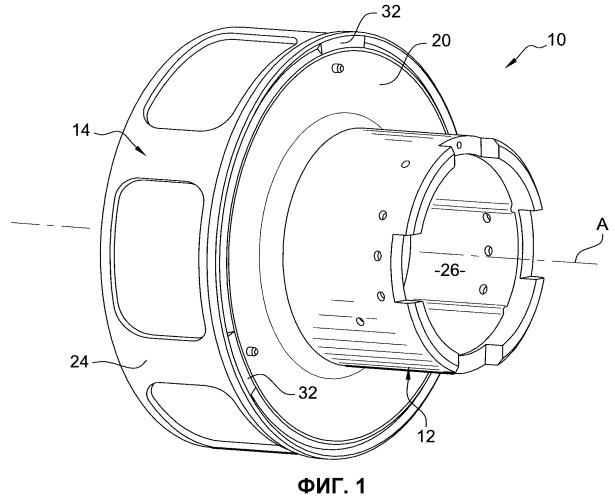 Ротор маслоотделителя для газотурбинного двигателя