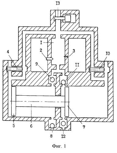 Способ увеличения момента силы на валу отбора мощности поршневого двигателя с питанием рабочим телом от свободнопоршневого генератора газов с общей внешней камерой сгорания