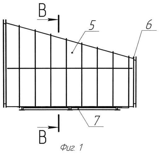 Диффузор выхлопного тракта газотурбинной установки
