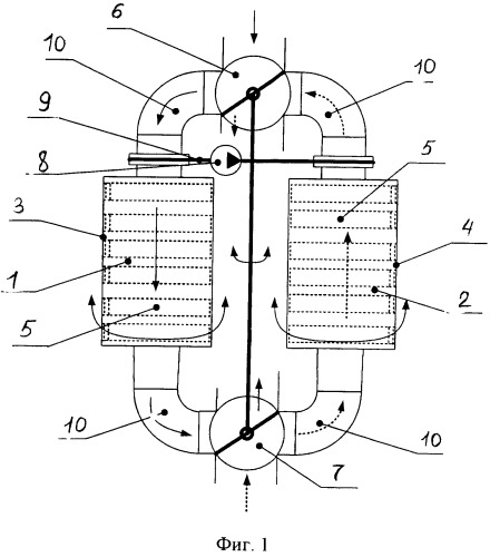 Способ преобразования тепловой энергии в механическую и устройство для его осуществления