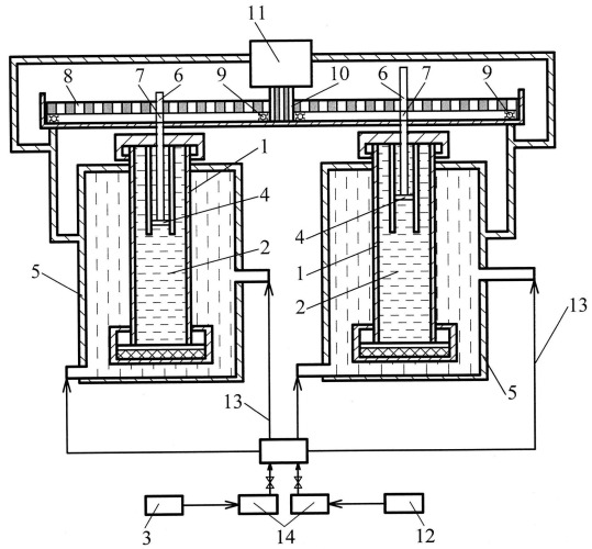 Тепловой двигатель