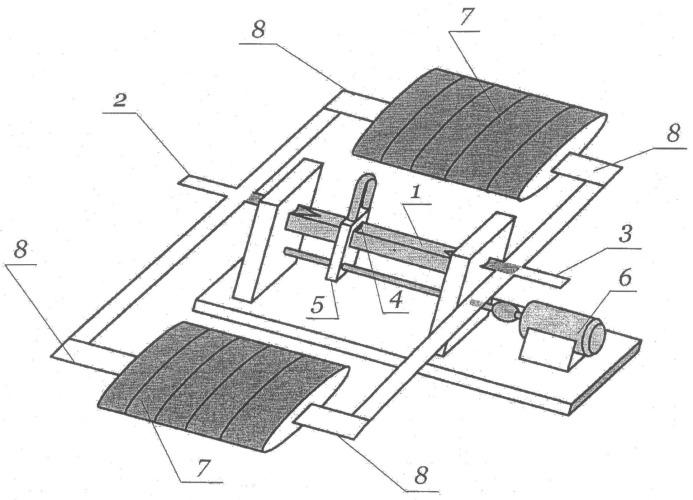 Импульсный электрический реактивный двигатель