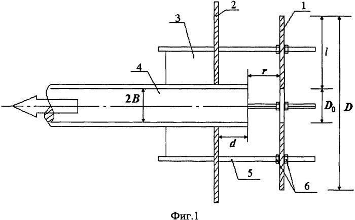 Способ управления отрывом воздушного потока на входе во всасывающие каналы