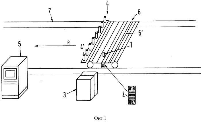 Способ и устройство контроля работоспособности колосникового конвейера в агломерационной машине