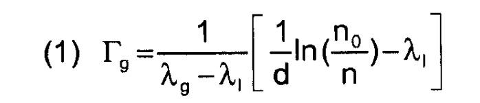 Способ определения расходов первой газообразной фазы и, по меньшей мере, второй жидкой фазы, присутствующих в многофазной текучей среде