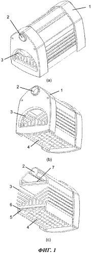 Способ и устройство для использования светоизлучающих диодов в парнике