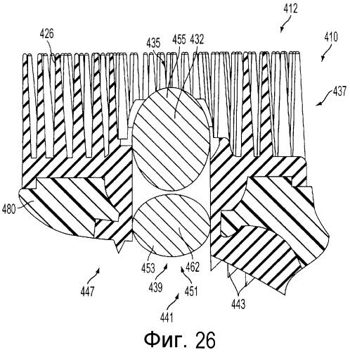 Инструмент для ухода за полостью рта с каналом из емкости для хранения к первой и второй поверхности головки