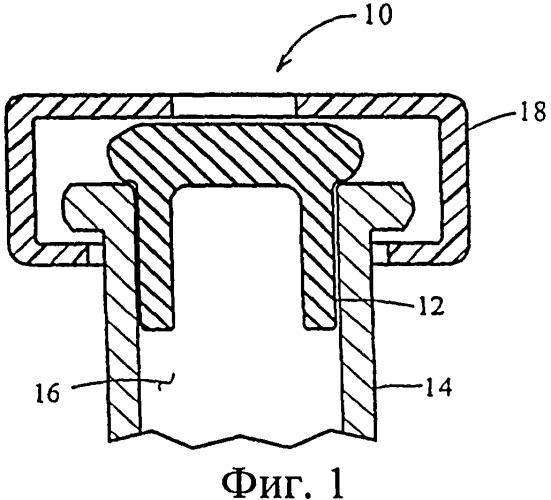 Устройство, содержащее камеру, для заполнения его веществом, и способ изготовления и заполнения веществом устройства, содержащего камеру