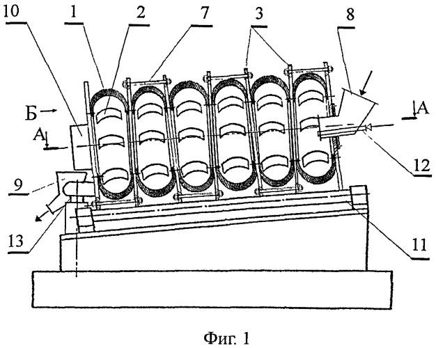 Многокамерная мельница