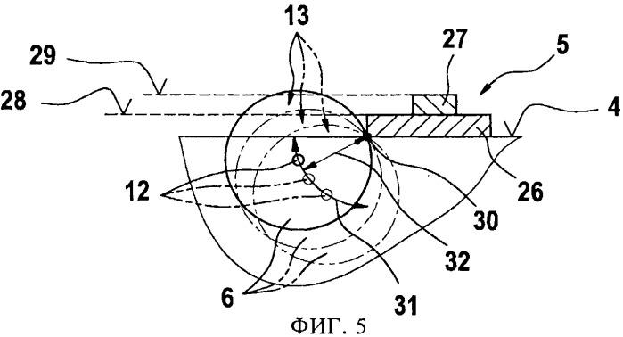 Технологическая машина, прежде всего настольная дисковая пила с нижним расположением пильного диска
