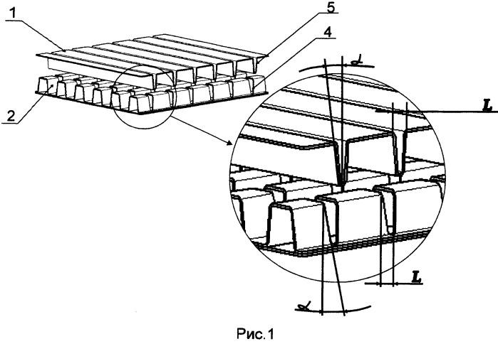 Способ изготовления ячеистой звукопоглощающей панели
