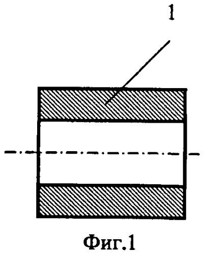 Способ получения трубы из технически чистого титана с радиальной текстурой