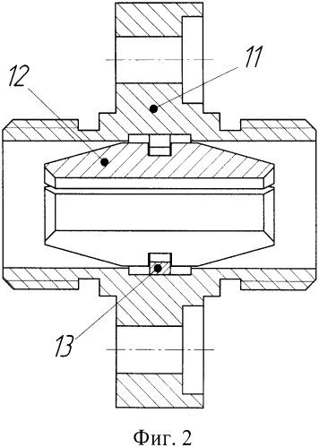 Волоконно-оптическая розетка