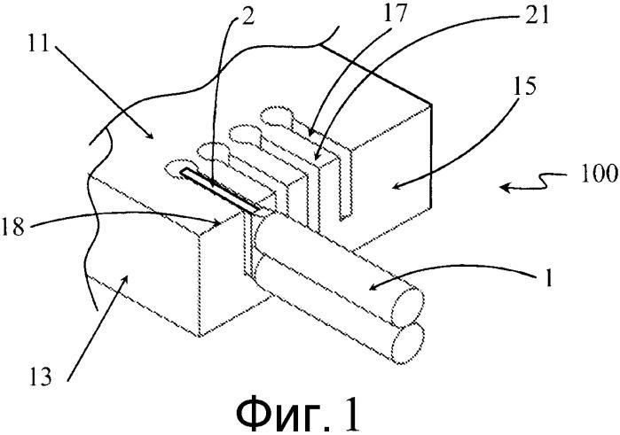 Соединение гибких проводников с использованием холодной пластической деформации