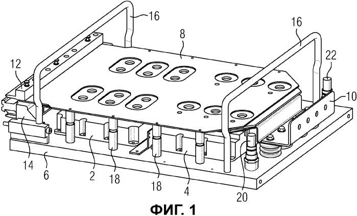 Модуль полупроводникового преобразователя электроэнергии