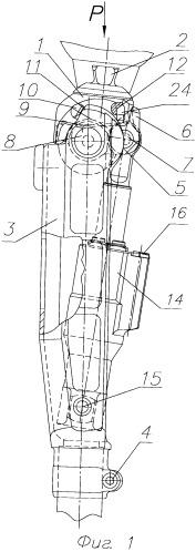 Механизм коленного шарнира