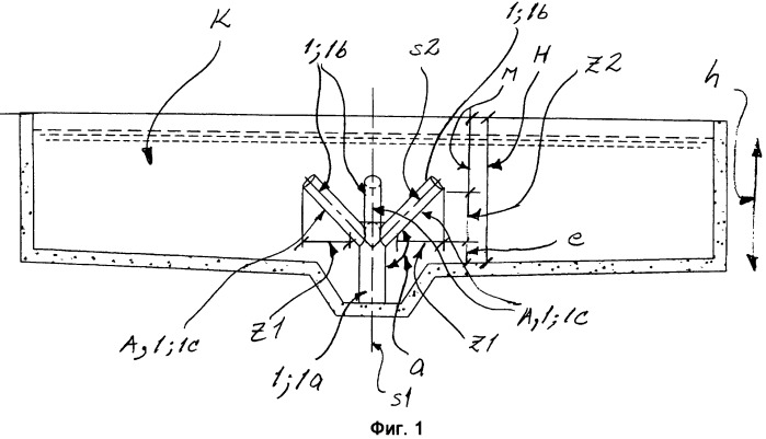 Подающая распределительная система резервуара для обработки жидкости