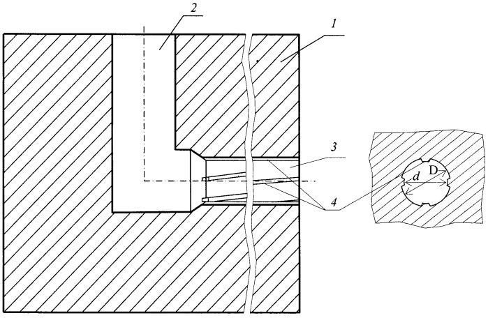 Устройство для обработки материалов давлением