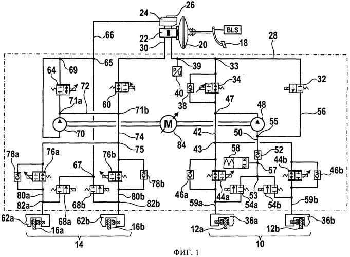 Тормозная система и способ управления тормозной системой