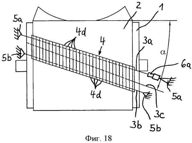 Устройство для удаления материала с конвейерной ленты ленточного конвейера