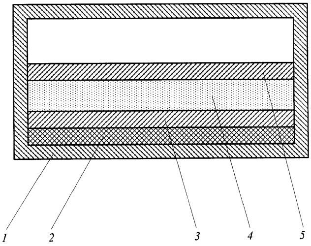 Способ изготовления листового стеклометаллокомпозита