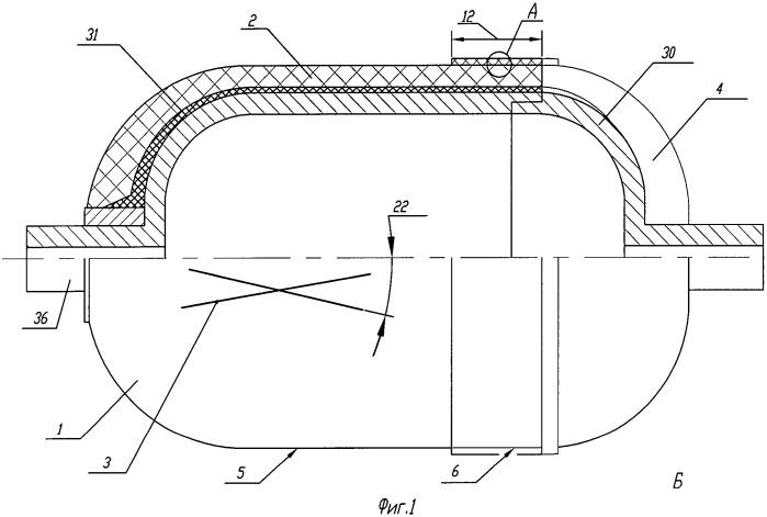 Способ изготовления корпуса ракетного двигателя из полимерных композиционных материалов и корпус ракетного двигателя из полимерных композиционных материалов