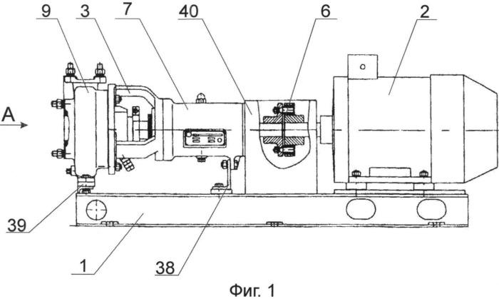 Способ производства химического электронасосного агрегата и химический электронасосный агрегат, выполненный этим способом (варианты)