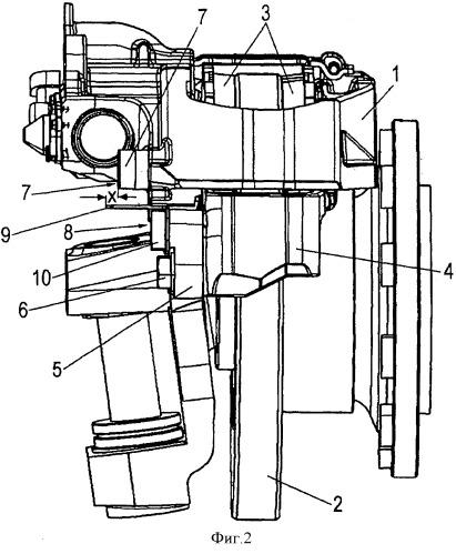 Дисковый тормозной механизм, в частности, для грузового автомобиля