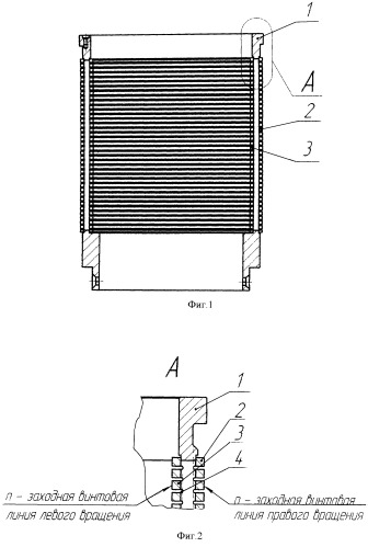 Сито паровое стопорного клапана паровой турбины