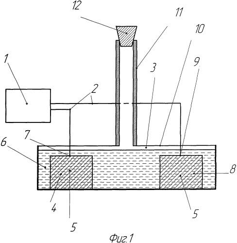 Зарядное устройство для водородных аккумуляторов из гидрида металлов с высокой степенью пассивирования (алюминий, титан, магний)