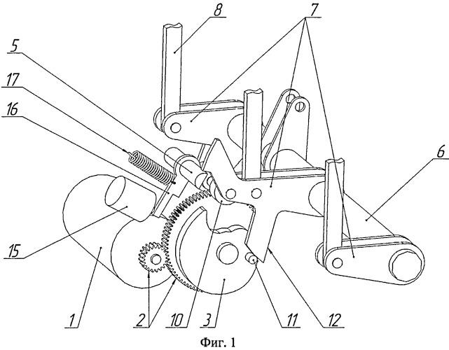 Двигательный привод прямого действия