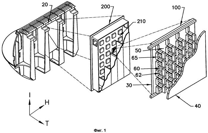 Способ использования тепловой энергии от поверхности пирометаллургической технологической установки и используемый в нем термоэлектрический прибор